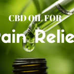 CBD Oil Work For Pain Relief
