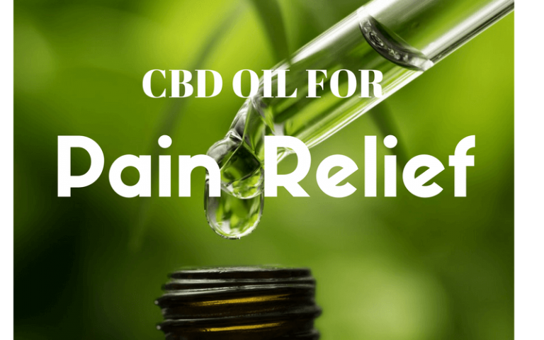 Does CBD Oil Work For Pain Relief ?