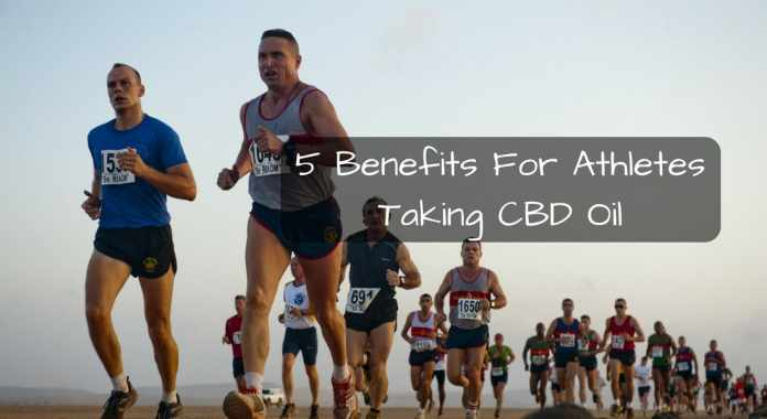Benefits CBD For Athletes